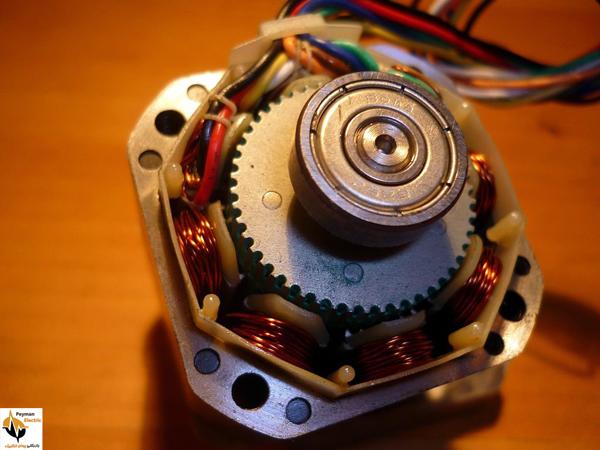 استپ موتور چیست؟