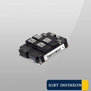 ماژول آی جی بی تی دوبلINFINEON FF600R12KT4