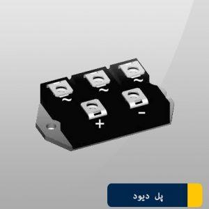 پل دیود آی ایکس وای ایکسVUO84-16NO7
